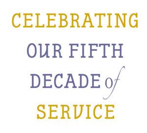 Celebrating Five Decades