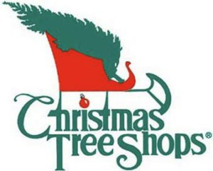 Christmas Tree Shops Logo Design