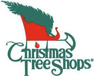 Christmas Tree Shops Logo Design