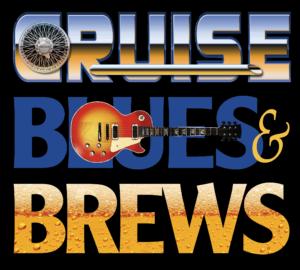 Cruise Blues & Brews Logo Design