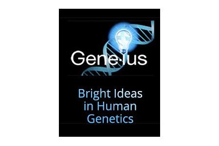 GLP Gene-ius Logo & Tagline Design