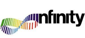 Infinity Broadcasting Logo Design