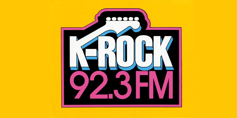 K Rock NYC Logo Design