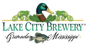 Lake City Brewery Logo Design
