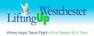 Lifting Up Westchester Logo Tagline
