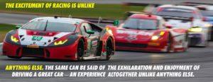 Paul Miller Racing Brochure Design Spread