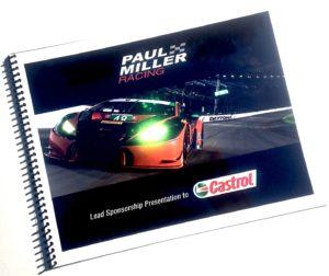 Paul Miller Racing Penry Creative Presentation
