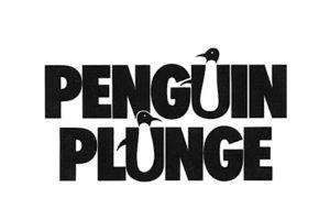Penguin Plunge Logo Design