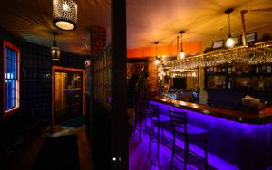 Roberto's Real American Tavern Bar Area