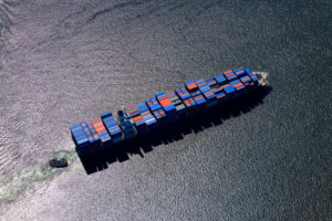 Rose Containerline Bird's Eye View