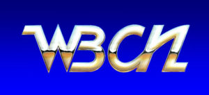 WBCN Boston Logo Design