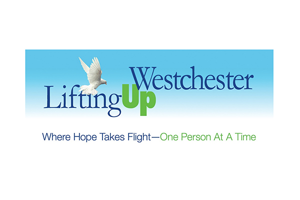 Lifting Up Westchester Logo Tagline Design G