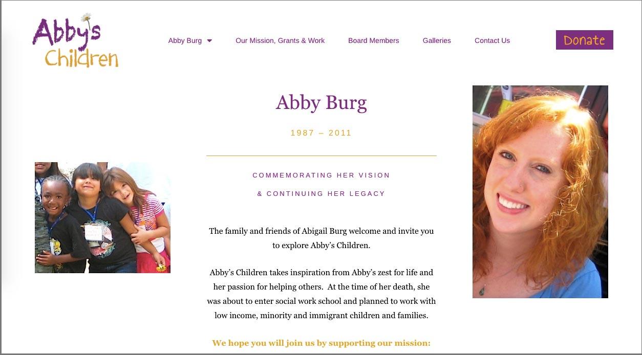 Abby's Children